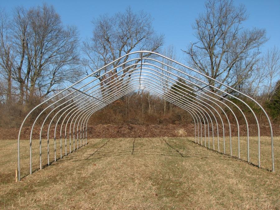 greenhouse contruction